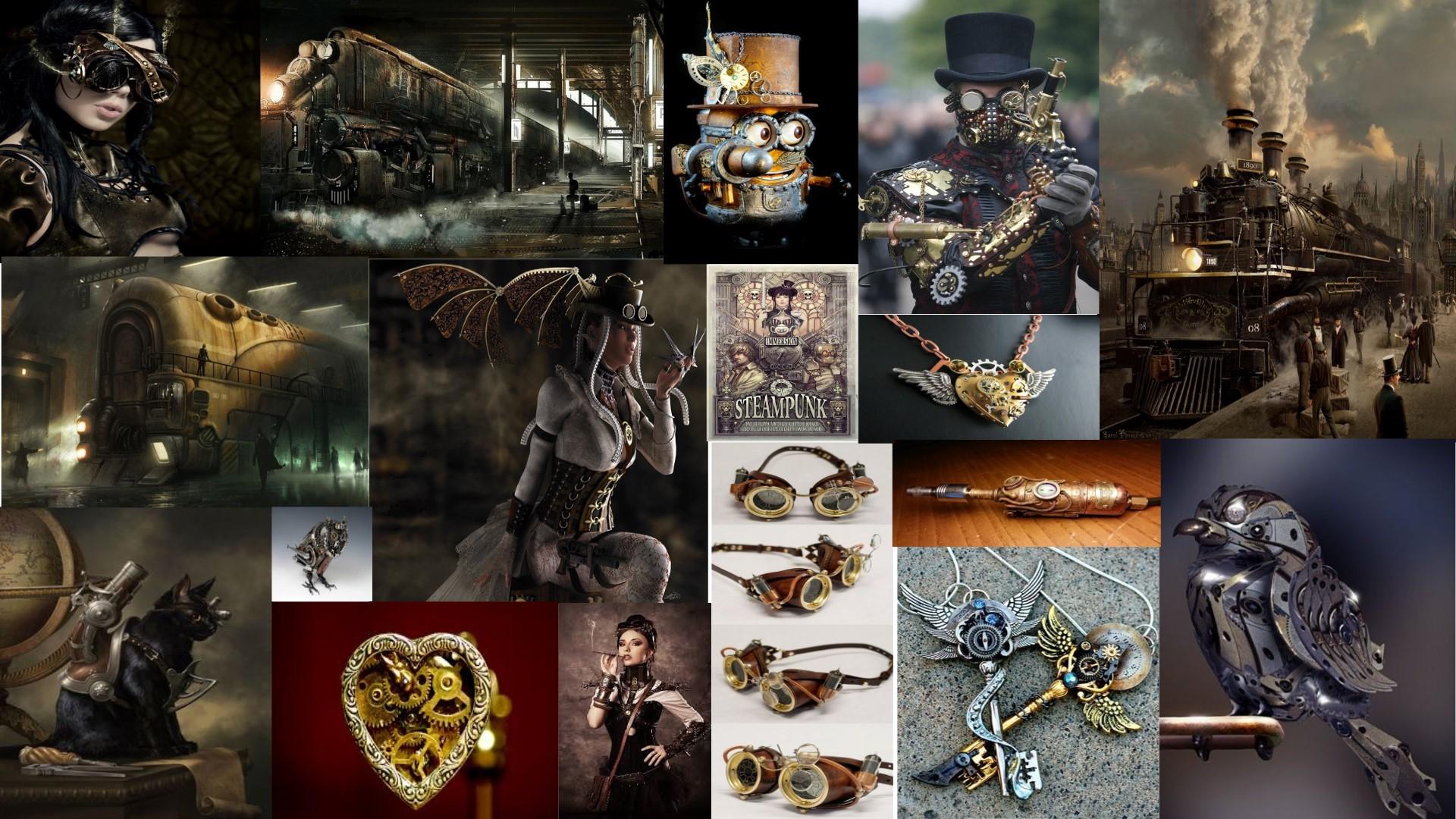 Steampunk-Clothing