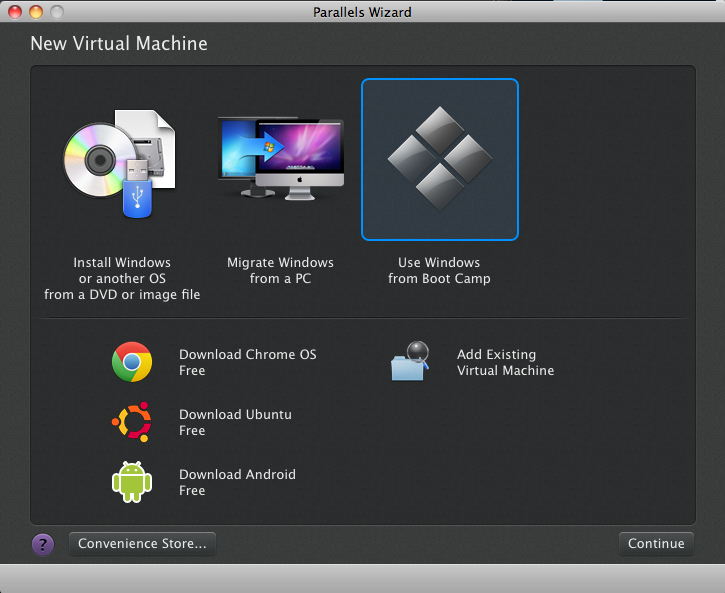 installing windows on steam machine