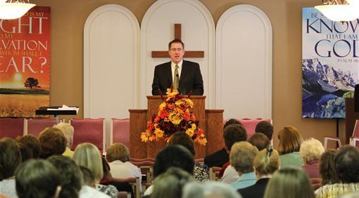 Pastor PreachingThumb
