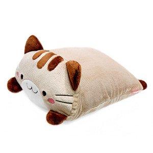 Korea-Square-Cute-Cat-Cushion