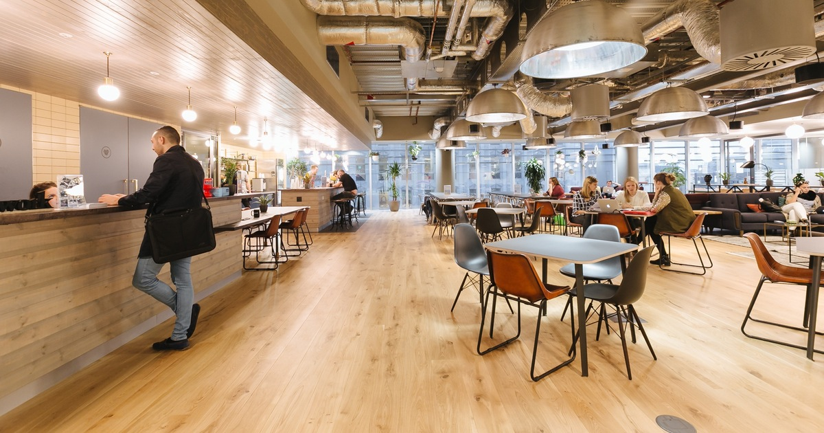 Most Coworking Spaces Don T Make Money Here S How They